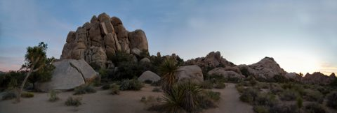 Joshua Tree National Park, Twenty Nine Palms, California