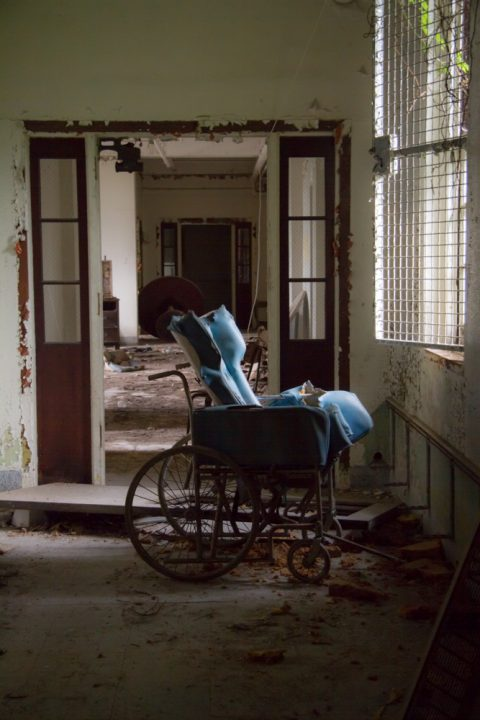 Woody Guthrie Psychiatric Hospital