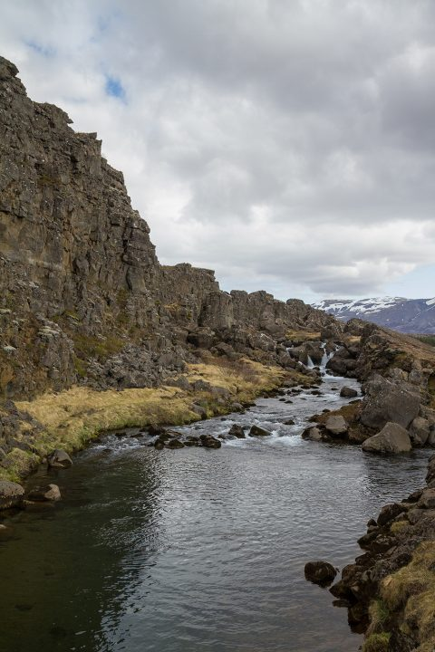 Þingvellir National Park - Öxarárfoss