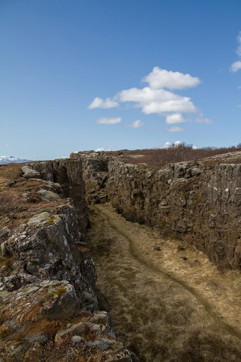 Þingvellir National Park - Rift Valley