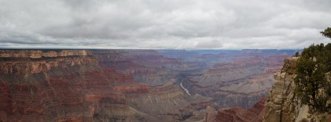 Mohave Point, Hermit's Road, Grand Canyon National Park