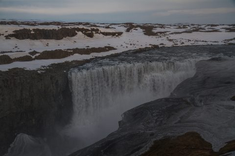 Dettifoss, Iceland, May 2016