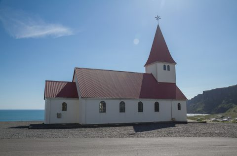 Vík í Mýrdal Church